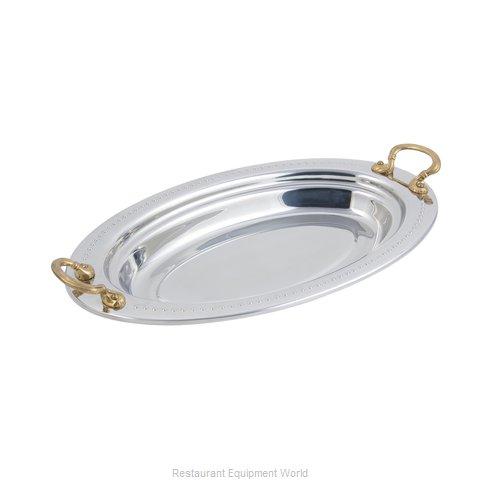 Bon Chef 5388HR Steam Table Pan, Decorative