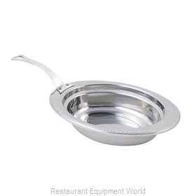 Bon Chef 5404HLSS Steam Table Pan, Decorative