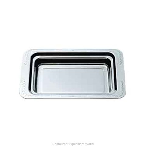 Bon Chef 5406 Steam Table Pan, Decorative (Magnified)