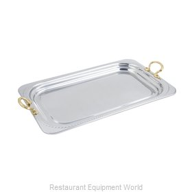 Bon Chef 5407HR Steam Table Pan, Decorative