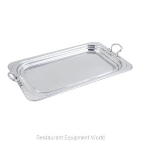 Bon Chef 5407HRSS Steam Table Pan, Decorative