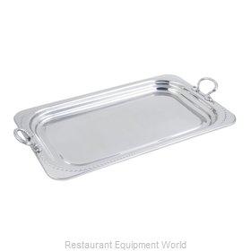 Bon Chef 5407HRSS Steam Table Pan, Decorative