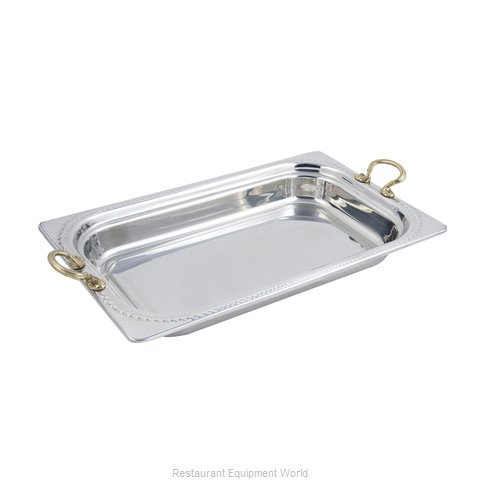 Bon Chef 5408HR Steam Table Pan, Decorative (Magnified)