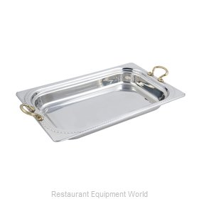 Bon Chef 5408HR Steam Table Pan, Decorative