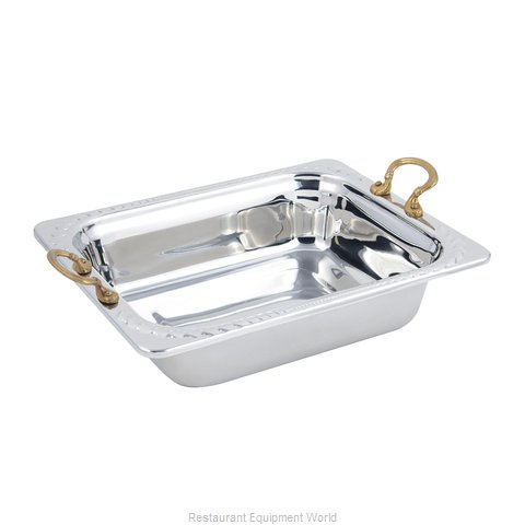 Bon Chef 5409HR Steam Table Pan, Decorative (Magnified)