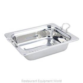 Bon Chef 5409HRSS Steam Table Pan, Decorative
