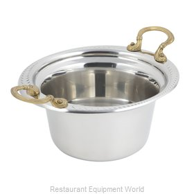Bon Chef 5450HR Steam Table Pan, Decorative