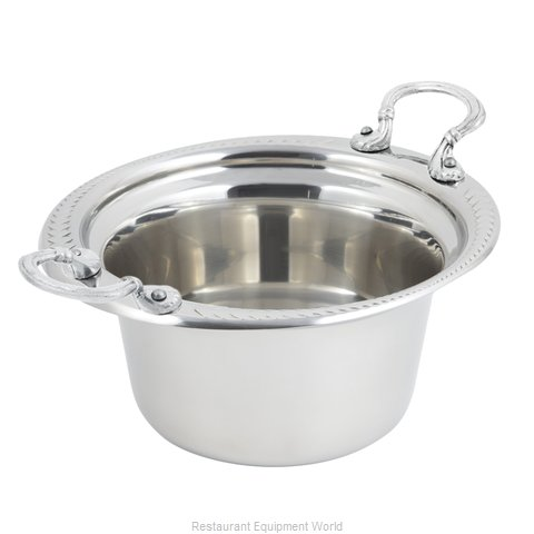 Bon Chef 5450HRSS Steam Table Pan Decorative
