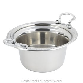 Bon Chef 5450HRSS Steam Table Pan, Decorative