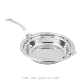 Bon Chef 5455HLSS Steam Table Pan, Decorative