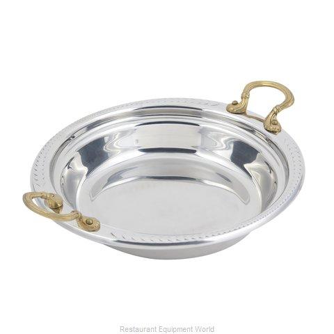 Bon Chef 5455HR Steam Table Pan, Decorative