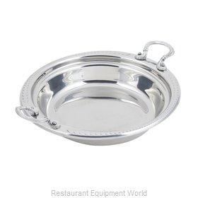 Bon Chef 5455HRSS Steam Table Pan, Decorative