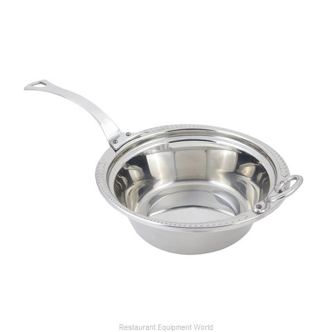 Bon Chef 5456HLSS Steam Table Pan Decorative