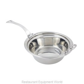 Bon Chef 5456HLSS Steam Table Pan, Decorative