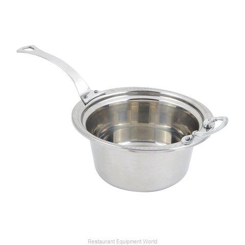 Bon Chef 5460HLSS Steam Table Pan, Decorative