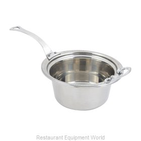 Bon Chef 5460HLSS Steam Table Pan, Decorative
