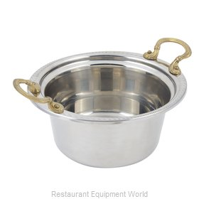Bon Chef 5460HR Steam Table Pan, Decorative
