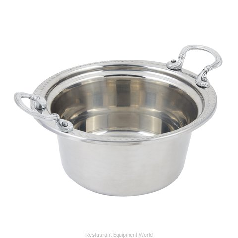 Bon Chef 5460HRSS Steam Table Pan Decorative (Magnified)