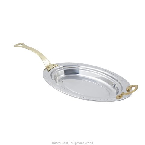 Bon Chef 5488HL Steam Table Pan, Decorative (Magnified)