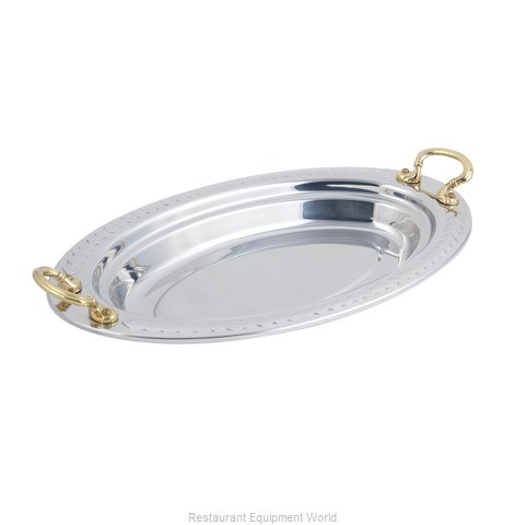 Bon Chef 5488HR Steam Table Pan, Decorative