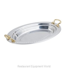 Bon Chef 5488HR Steam Table Pan, Decorative