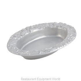 Bon Chef 5500DUSTYR Serving Bowl, Salad Pasta, Metal