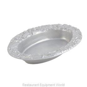 Bon Chef 5500FGLDREVISION Serving Bowl, Salad Pasta, Metal