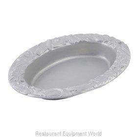 Bon Chef 5501PWHT Serving Bowl, Salad Pasta, Metal