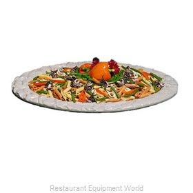 Bon Chef 5502PLUM Serving Bowl, Salad Pasta, Metal
