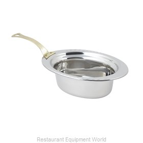 Bon Chef 5603HL Steam Table Pan, Decorative