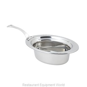 Bon Chef 5603HLSS Steam Table Pan, Decorative