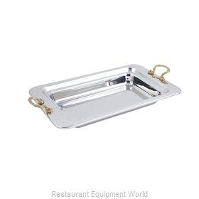Bon Chef 5606HR Steam Table Pan, Decorative