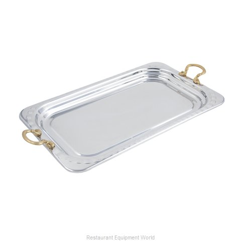 Bon Chef 5607HR Steam Table Pan, Decorative (Magnified)