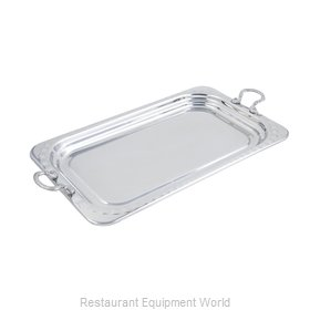 Bon Chef 5607HRSS Steam Table Pan, Decorative