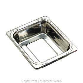Bon Chef 5609 Steam Table Pan, Decorative