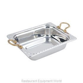 Bon Chef 5609HR Steam Table Pan, Decorative