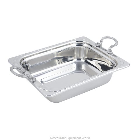 Bon Chef 5609HRSS Steam Table Pan, Decorative (Magnified)