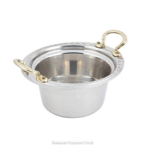 Bon Chef 5650HR Steam Table Pan Decorative (Magnified)
