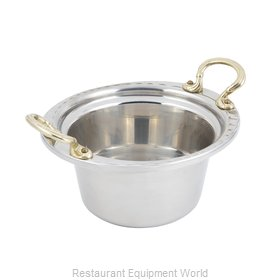 Bon Chef 5650HR Steam Table Pan, Decorative