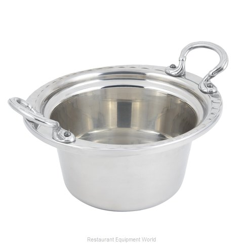 Bon Chef 5650HRSS Steam Table Pan, Decorative