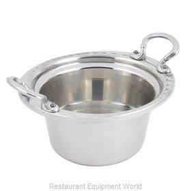 Bon Chef 5650HRSS Steam Table Pan, Decorative