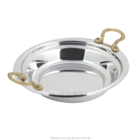 Bon Chef 5655HR Steam Table Pan Decorative (Magnified)