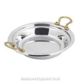 Bon Chef 5655HR Steam Table Pan, Decorative