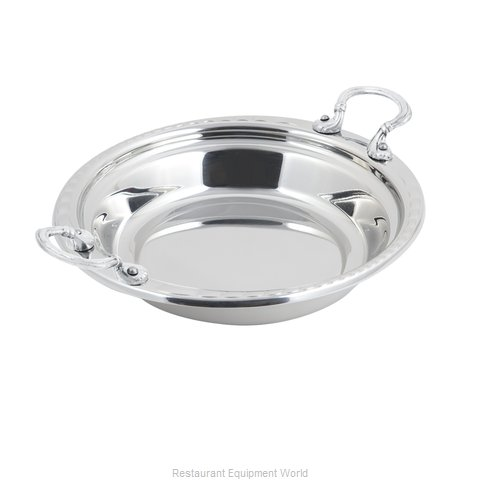 Bon Chef 5655HRSS Steam Table Pan, Decorative