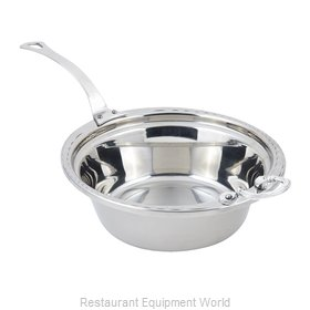 Bon Chef 5656HLSS Steam Table Pan, Decorative