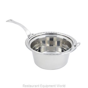 Bon Chef 5660HLSS Steam Table Pan, Decorative