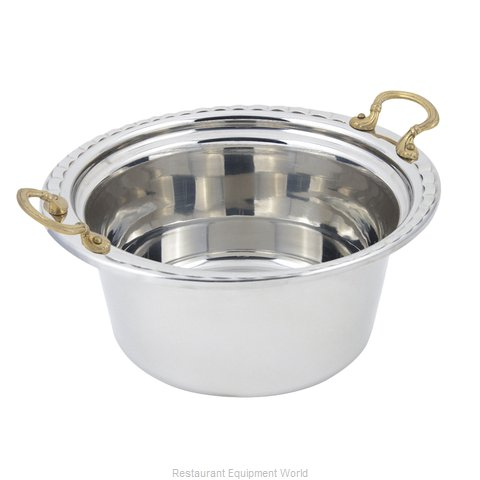 Bon Chef 5660HR Steam Table Pan Decorative