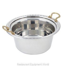 Bon Chef 5660HR Steam Table Pan, Decorative