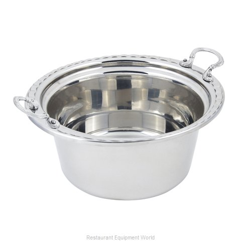 Bon Chef 5660HRSS Steam Table Pan, Decorative