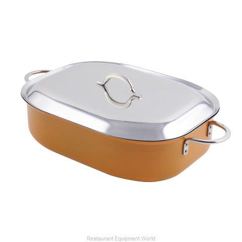 Bon Chef 60004CFCLDORANGE Induction Casserole Dish